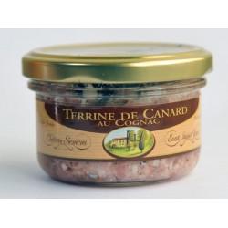 Terrine de Canard au Cognac