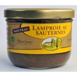 Lamproie au Sauternes