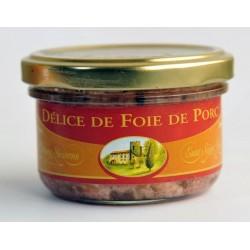 Délice de foie de porc