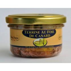 Terrine au foie de canard